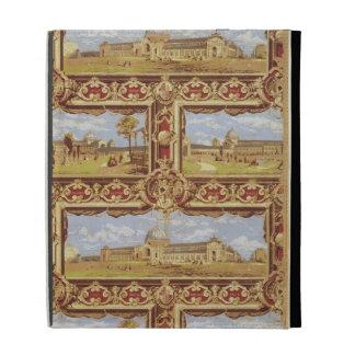 Vistas de la exposición internacional, 1862, Wallp