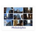 Vistas de Philadephia Tarjetas Postales