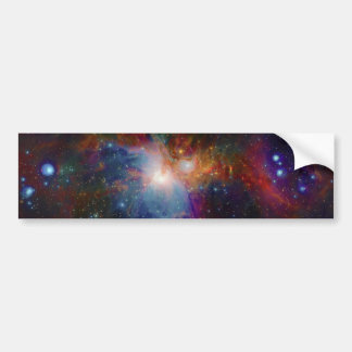 VISTA's infrared view of the Orion Nebula Bumper Stickers