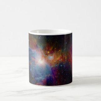 VISTA's infrared view of the Orion Nebula Coffee Mug