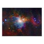 VISTA's infrared view of the Orion Nebula Custom Invites