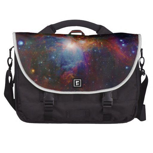 VISTA's infrared view of the Orion Nebula Laptop Commuter Bag