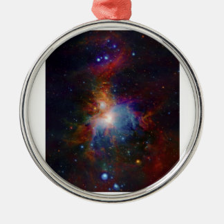 VISTA's infrared view of the Orion Nebula Metal Ornament