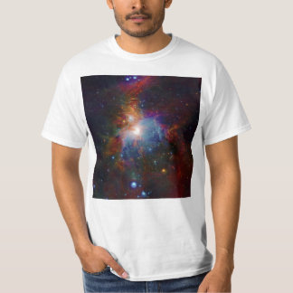 VISTA's infrared view of the Orion Nebula T-Shirt