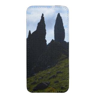 Vistas magníficas de la isla de Skye Funda Para iPhone 5