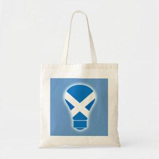 Visto la bolsa de asas escocesa ligera de la indep