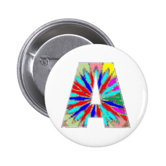 Visual : A1 AAA Finest Grade Performance Pinback Buttons