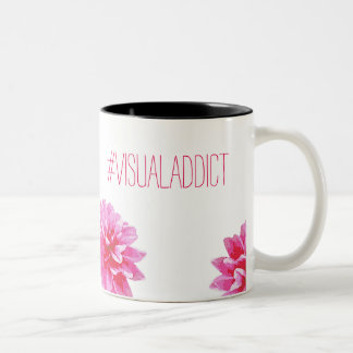 Visual addict Mug / for creatives