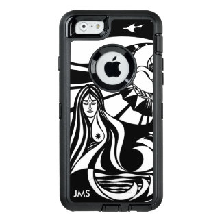 VISUAL ART (covers cellular) OtterBox Defender iPhone Case