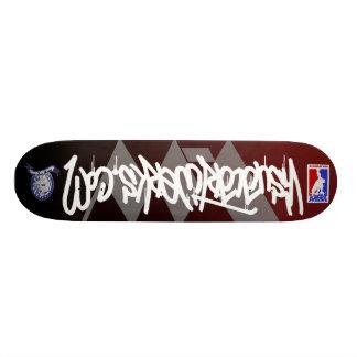 Visual Art Werks Skateboard