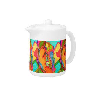 Visual Arts 857 Teapot