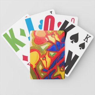 Visual Arts 858 Bicycle Playing Cards