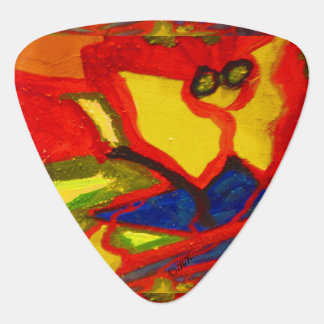 Visual Arts 858 Guitar Pick