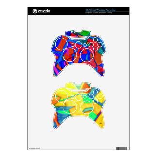 Visual Arts Xbox 360 Controller Decal