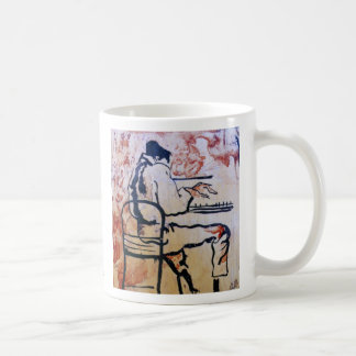 Visual Blues: Artist Coffee Mug