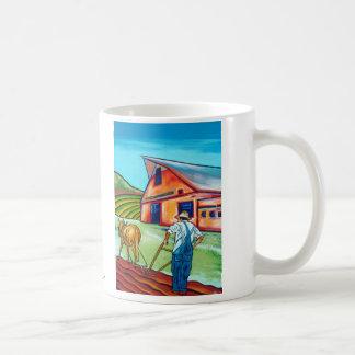 Visual Blues: Artist Mug