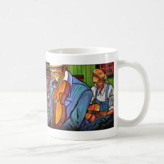 Visual Blues: Coffee Mug
