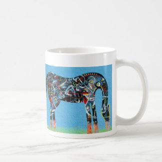 Visual Blues: War Horse Mug