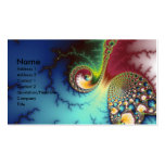 Visual Cortex Double-Sided Standard Business Cards (Pack Of 100)