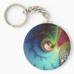 Visual Cortex Keychain