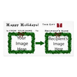 Visual Cues Gift Card Photo Greeting Card