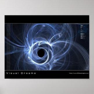 Visual Dreams Poster