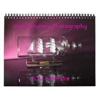 Visual Journey Photography 2012 Calendar
