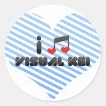 Visual Kei Stickers