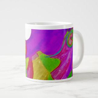 Visual Large Coffee Mug