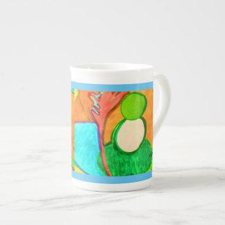 Visual Tea Cup