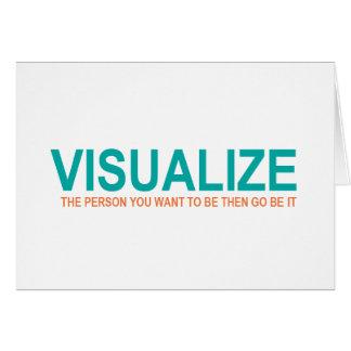 Visualice a la persona que usted quiere estar ento