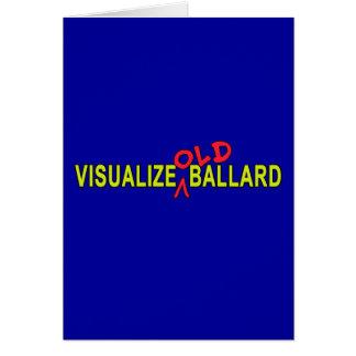 Visualice el VIEJO diseño de Ballard Tarjeta De Felicitación