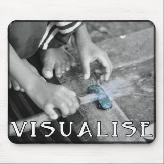 Visualise mousepad