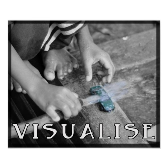 Visualise Poster
