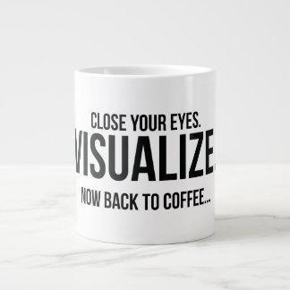Visualize! Mug