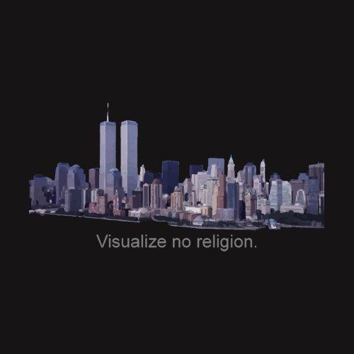 Visualize no Religion shirt