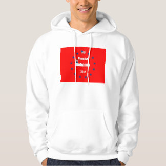 Visualize Nobama 2012 Hooded Pullovers