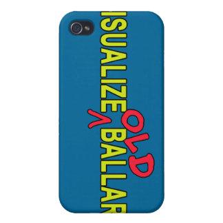 Visualize OLD Ballard Design iPhone 4/4S Case