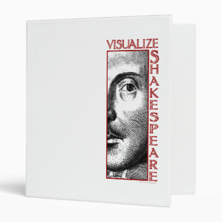 Visualize Shakespeare Avery Binder