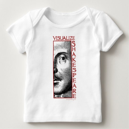Visualize Shakespeare Baby T-Shirt