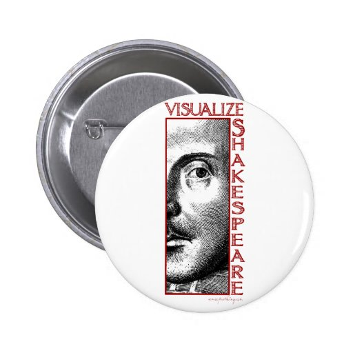 Visualize Shakespeare Pin