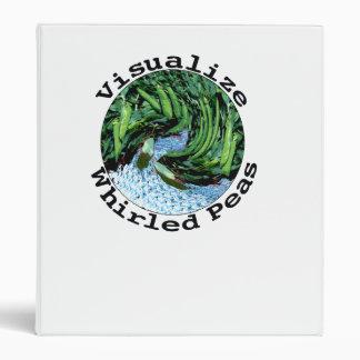 Visualize Whirled Peas Binder