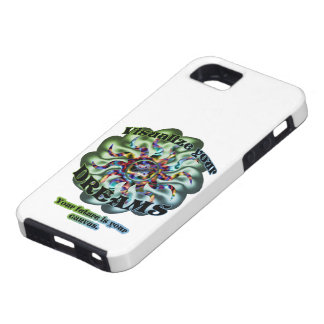 Visualize Your Dreams psychedelic iPhone SE/5/5s Case