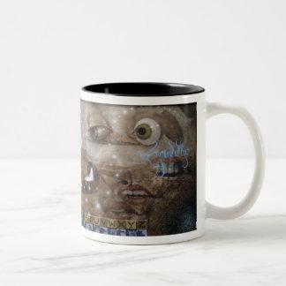 Visuddha Two-Tone Coffee Mug