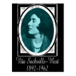 Vita Sackville-West Postcard