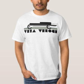 VITA VELOCE arte Futurista Shirt