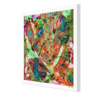 Vital Slush Canvas Print