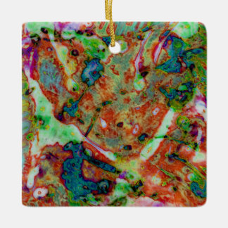 Vital Slush Ceramic Ornament