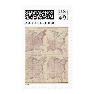 Vital Statistics, United States Census Stamp