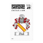 Vitale Family Crest Stamp